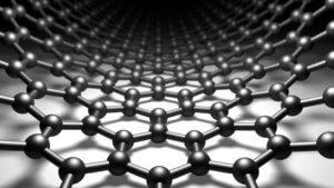 Graphene-molecular-structure