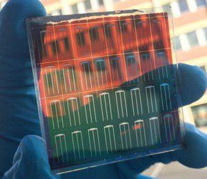 Graphene-Perovskite-Solar-Cells-(PSCs)